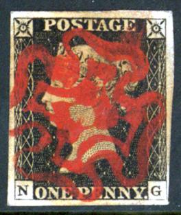Plate 2 NG, red Maltese Cross