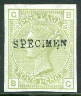 1873-80 4d sage green Pl.15