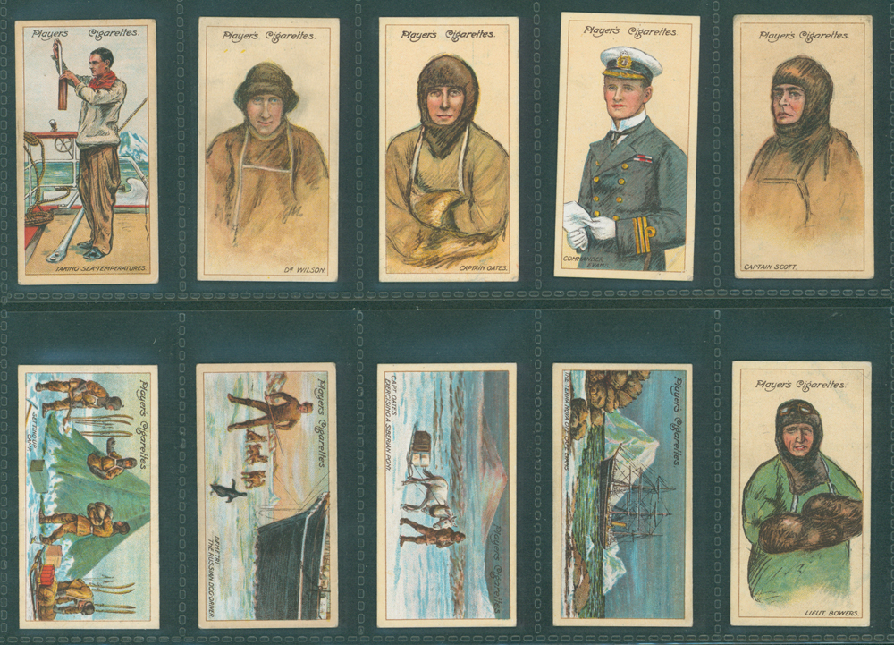 1916 Players Polar Exploration - 2nd Series