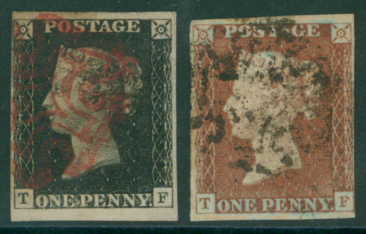 1840 1d black Plate 8 TF