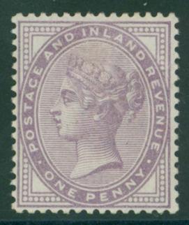 1881 1d pale lilac