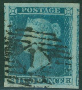 1841 2d blue Plate 4 SH