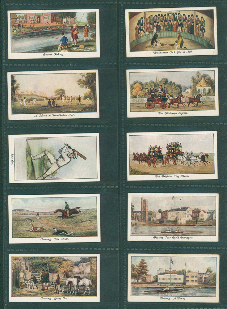 1930 Stephen Mitchell & Son Old Sporting Prints