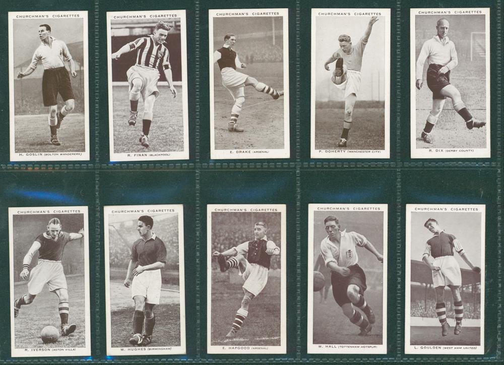 Churchman Association Footballers