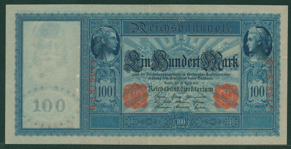 Germany 1919 100m