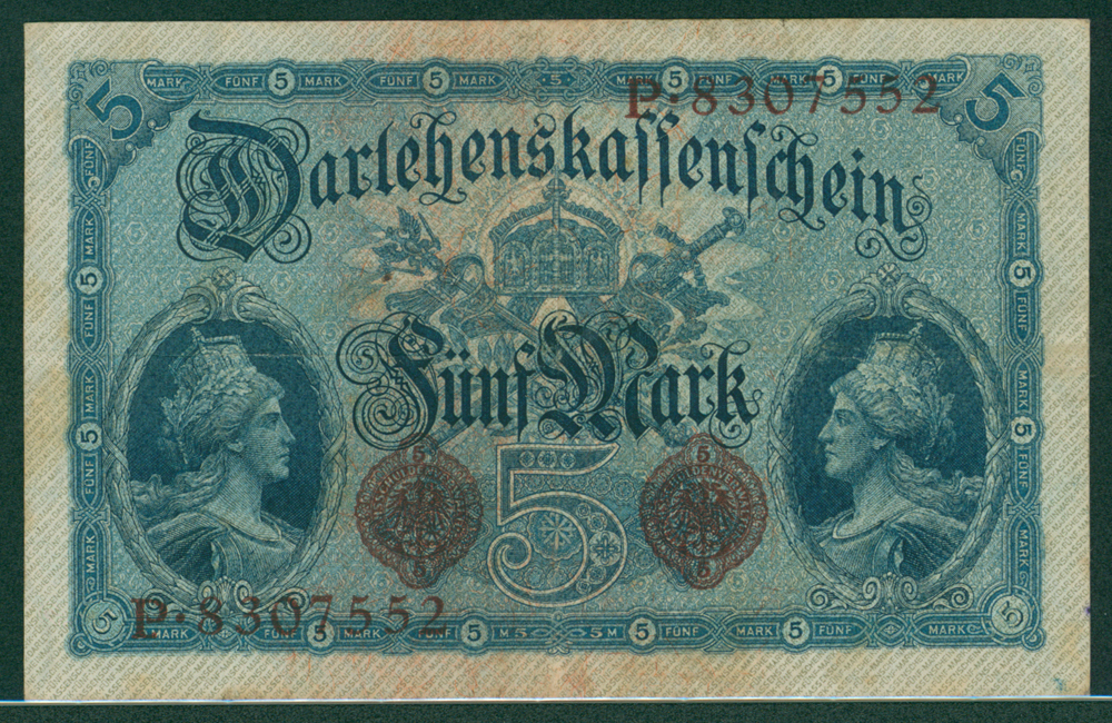 Germany 1914 5m