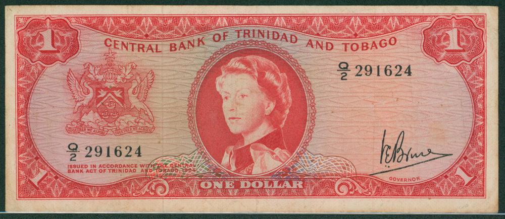 Trinidad & Tobago 1964 $1