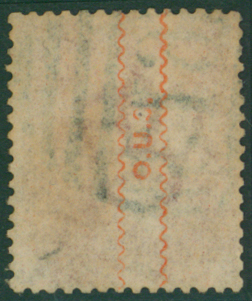 1871 1d lake red Plate 119 EE