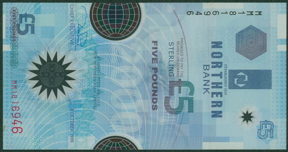 Northern Ireland 2000 £5