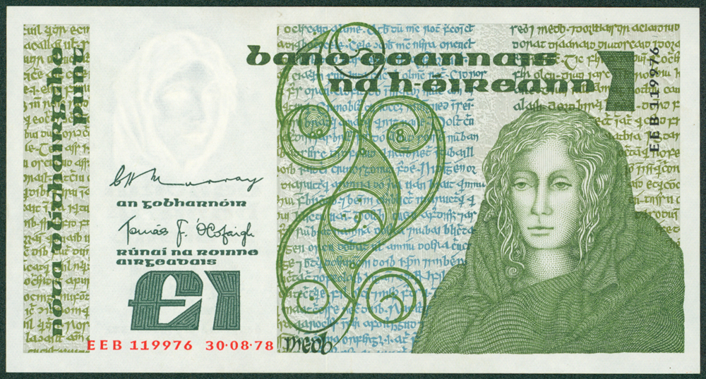 Northern Ireland 1978 £1