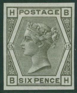 1875 6d grey Plate 15